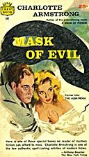 Mask of Evil = The Albatross by Charlotte…