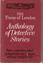 The Times Of London Anthology Of Detective…