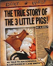 The True Story Of The 3 Little Pigs! af Jon…