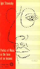 Poetics of Music in the Form of Six Lessons…