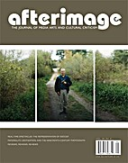 Volume 36, No. 6 May/June 2009 by afterimage