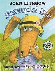Marsupial Sue Book and CD por John Lithgow