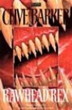 Rawhead Rex by Clive Barker