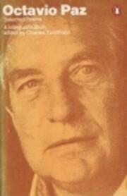 Selected Poems de Octavio Paz