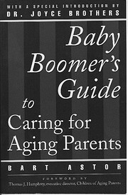 Baby Boomer's Guide to Caring for Aging…