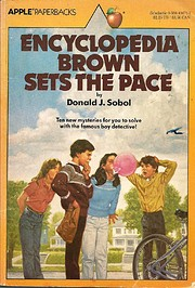 Encyclopedia Brown Sets The Pace…