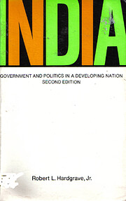 India: Government and Politics In a…