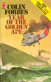 Year of the Golden Ape de Colin Forbes