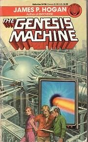 The Genesis Machine av James P. Hogan