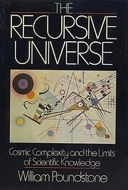 The Recursive Universe: Cosmic Complexity…
