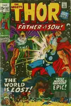 Thor, Vol. 1, # 187 by Stan Lee