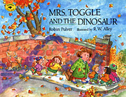 Mrs. Toggle and Dinosaur de Robin Pulver and…