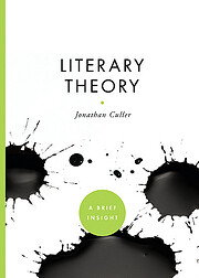 Literary Theory: A Very Short Introduction…