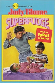 Superfudge af Judy Blume