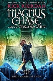 Magnus Chase and the Gods of Asgard, Book 2…