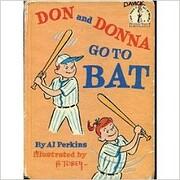 Don and Donna go to bat av Al Perkins