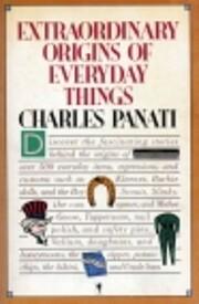 Panati's Extraordinary Origins of…