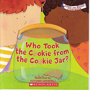 Who Took the Cookie From the Cookie Jar?…