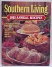 Southern Living 1983 Annual Recipes…