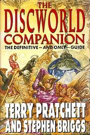 The Discworld Companion af Terry Pratchett