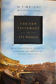 The New Testament in Its World: An…