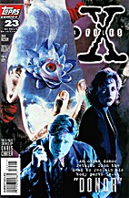 The X-Files #23 - Donor by John Rozum
