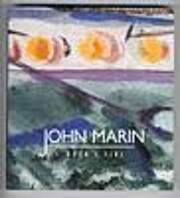 John Marin por Ruth E. Fine