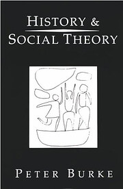 History and Social Theory af Peter Burke