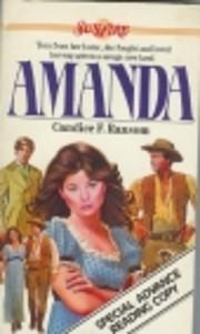 Amanda (Sunfire) de Candice F. Ransom