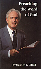 Preaching the Word of God by Stephen F.…