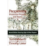 Peopleware: Productive Projects and Teams…