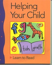 Helping Your Child Learn to Read par Bernice…