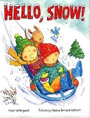 Hello, Snow! por Hope Vestergaard