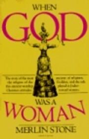 When God Was a Woman (Harvest/HBJ Book) por…