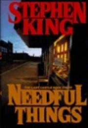Needful Things: The Last Castle Rock Story…