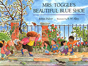 Mrs. Toggle's Beautiful Blue Shoe por Robin…