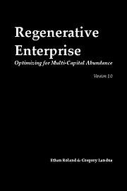 Regenerative Enterprise: Optimizing for…