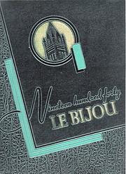 1940 Le Bijou, Ohio Wesleyan U.