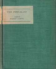 The pier-glass de Robert Graves