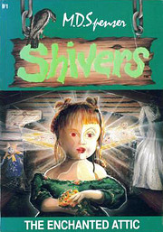 The Enchanted Attic (Shivers #1) por M. D.…