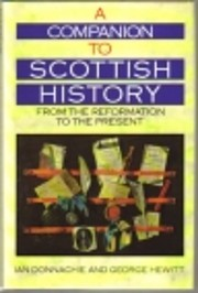 A companion to Scottish history : from the…