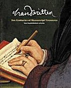 Handwritten : ten centuries of manuscript…