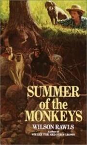 Summer of the Monkeys de Wilson Rawls