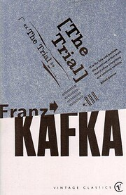 The Trial – tekijä: Franz Kafka