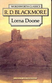 Lorna Doone av R.D. Blackmore