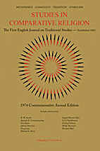 Studies in Comparative Religion…