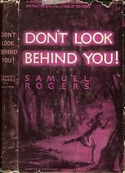 Don't Look Behind You! – tekijä: Samuel…