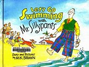 Let's Go Swimming With Mr. Sillypants por M.…