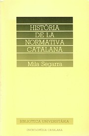 Història de la normativa catalana av Mila…