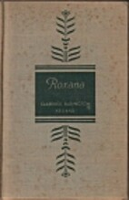 Roxana by Clarence Budington Kelland